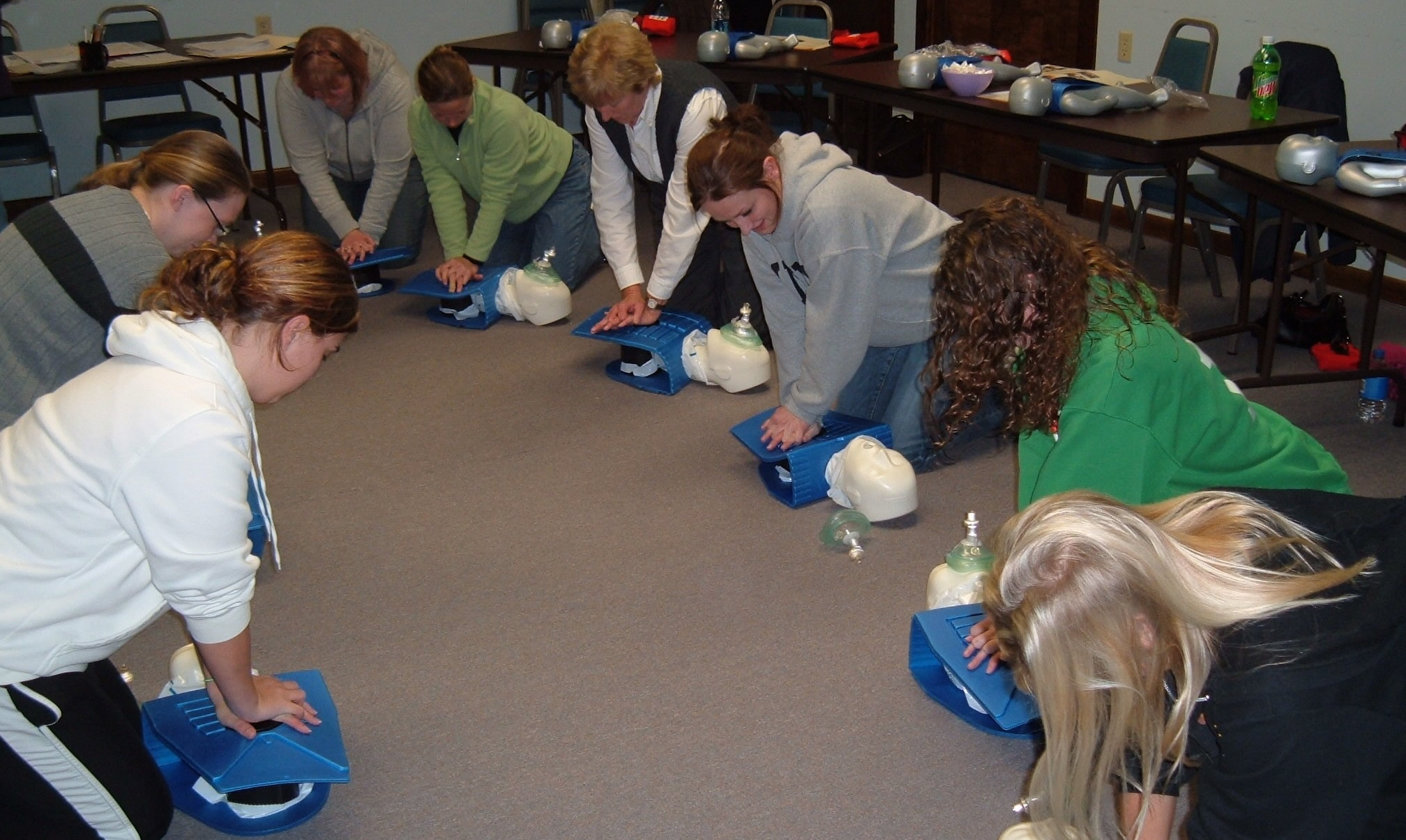 First Aid Training Video And Photos