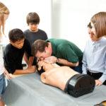 Hight School Health Class - CPR
