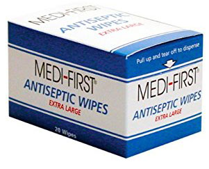 MEDI First Antiseptic Wipes